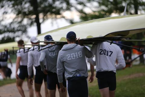 Yale Heavyweight Crew Repeats as IRA National Champions