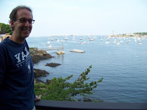 """Fourth of July weekend in the historic seaside """"old town"""" of Marblehead, Massachusetts 
